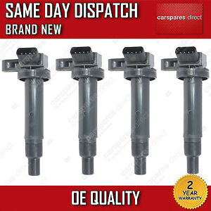 4x-LEXUS-SC-430-4-3-2001-gt-On-4-set-pack-ignition-Coil-Pencil-90919-02230-NEW