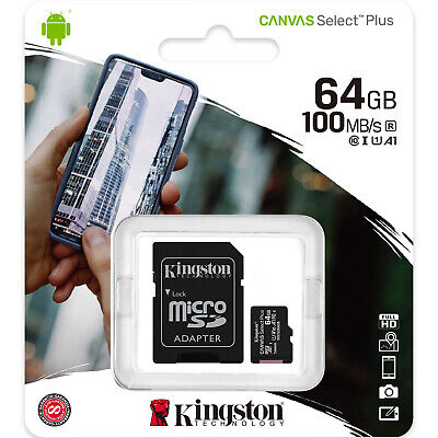 64 GB microSDXC