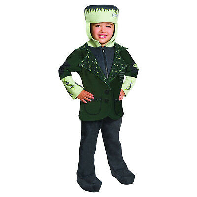 Frankenstein Halloween Costume Toddler 2T 3T 4T Child Kid Boy Lil Monster](Lil Monster Baby Halloween Costume)
