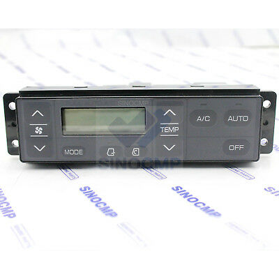 Air Conditioner Controller 4713662 4426048 4692240 For Hitachi Excavator ZX200-3