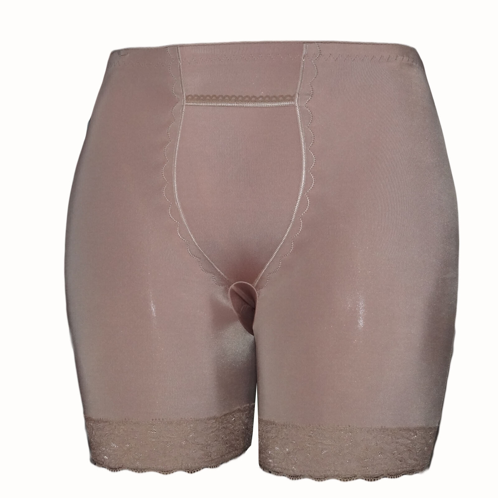 1-3 Mieder Damen Shapewear Langbein Schlüpfer Sicherheit Boxershorts Bauch Weg