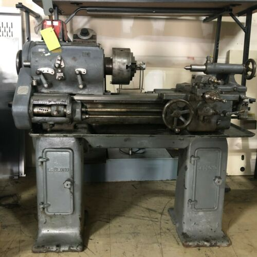LeBlond Regal Lathe 13