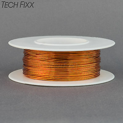 Magnet Wire 22 Gauge Awg Enameled Copper 53 Feet Coil Winding And Crafts 200c