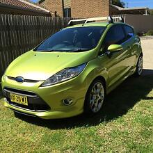 2009 Ford Fiesta Zetec Hatchback, With All Zetec Extra's.. West Albury Albury Area Preview