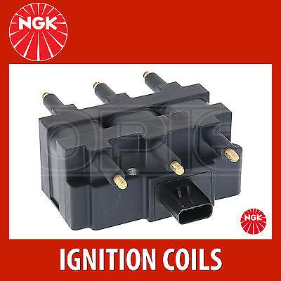 NGK Ignition Coil - U2057 (NGK48260) Block Ignition Coil - Single