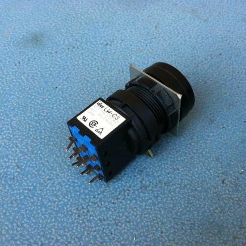 Idec LW-C3Control Unit Push Button , 38
