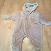 Hooded Baby overall Size 68/74 or Size 00 Hilton Fremantle Area Preview