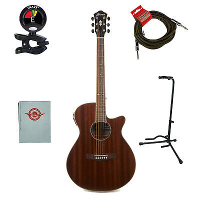 Ibanez AEG12II Spruce & Sapele Acoustic Electric - Natural High Gloss