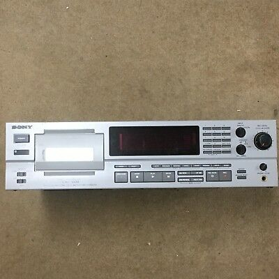 Sony PCM-2600 DAT Digital Audio Recorder