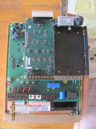 Allen Bradley 1336S-BRF75-AN-EN5 7.5hp AC Motor Drive 380-460v 3ph