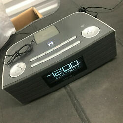 iHome IBN97 Bluetooth Stereo FM Clock Radio - Speakerphone W/USB Charging & AUX