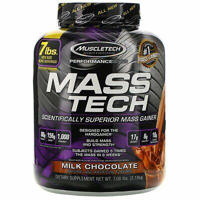MuscleTech Performance Series Mass Tech