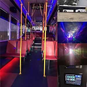 Bus Hire,Karaoke party bus 13-61 seat party buses 24/7 Sydney City Inner Sydney Preview