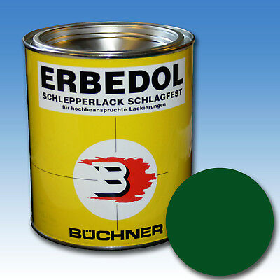 ERBEDOL Farbe Deutz grün alt D u. 514 Serie 16,00€/l Traktor Schlepper Lack ()