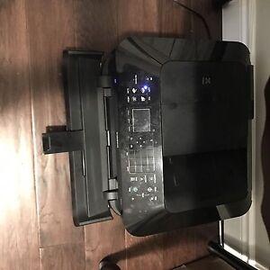 Canon pixma mx270 inkjet color all in one printer