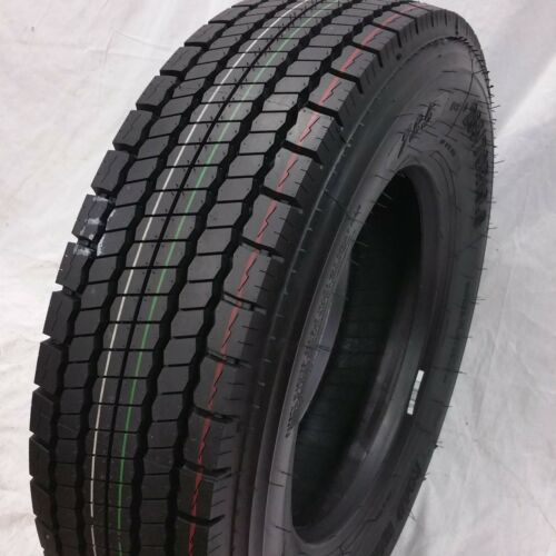 (1-tire) 215/75r17.5 Road Warrior #785 All Position 14pr  21575175 1 Year Warra