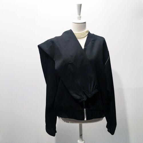 MARCIA | Black Activewear Golf/Tennis Suit – Size S