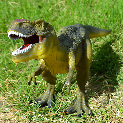 Large Tyrannosaurus Rex Plastic Dinosaur Toy Model Birthday Gift For Kids T-Rex - T Rex Model