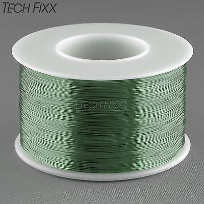 Magnet Wire 30 Gauge Awg Enameled Copper 1570 Feet Coil Winding 155c Green