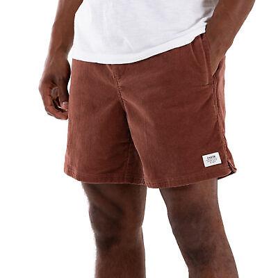Katin Cord Local Short Shorts - Dark Clay All Sizes