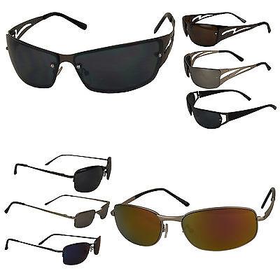 3 für 2 VIPER Herren Damen UV400 Sonnenbrille Brille Biker Rad Sport Racing SB01
