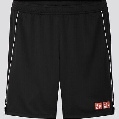 Uniqlo Official Size Extra Small Roger Federer Tennis Shorts BNWT US Open 2019
