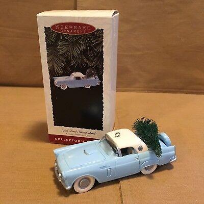 Hallmark 1956 Ford T-Bird