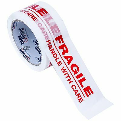 Tape Logic T901p02 Fragile Tape Packing Tape 2 X 55 Yd. Roll 2.2 Mil