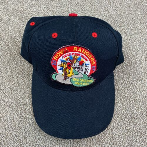 Royal Rangers 2007 SESD Pow Wow Patch Hat Strapback Cap Christian Camp