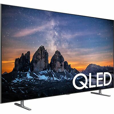 "Samsung Q80R QN55Q80RAF 54.6"" Smart LED-LCD TV QN55Q80RAFXZA-New"