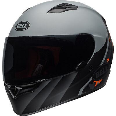 Bell Qualifier Integrity Camo Titanium Orange Motorcycle Helmet Bike ACU DD-Ring