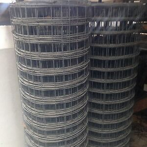 Rolls of welded gal wire Galston Hornsby Area Preview