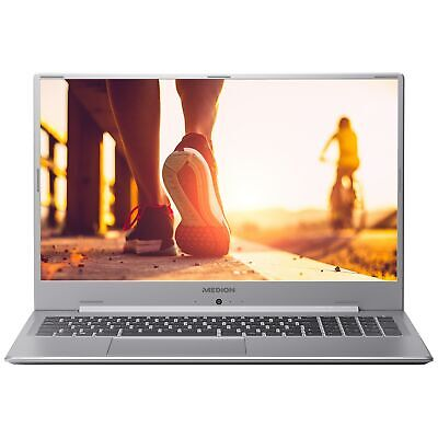 "MEDION AKOYA P17605 Notebook Laptop 43,9cm/17,3"" i7 10. Gen 256GB SSD 16GB MX250"