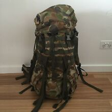 Caribee Cadet Rucksack 65L Southbank Melbourne City Preview