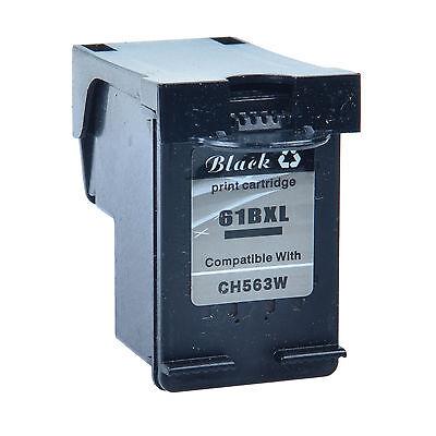61XL 61 Ink Cartridges for HP Black Deskjet 1000 1051 1050 2050 Series Printer