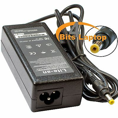 Bulk LOT 50 HP 65W 285288-001 Compatible Laptop AC Adapter Charger Yellow Tip