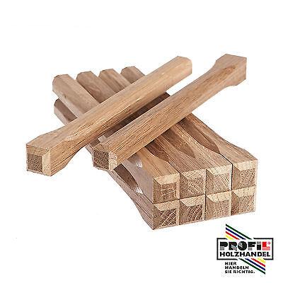 50 x Fachwerknägel Eiche 20x80-300mm Dollen Holznägel - Eiche Nägel