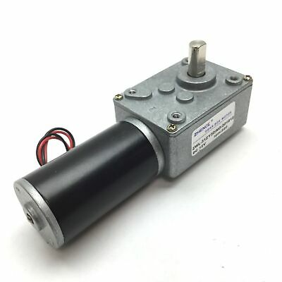 Zheng Zwl-31zy32ino201812 Gear-box Motor 12vdc 220rpm 321 8mm Shaft
