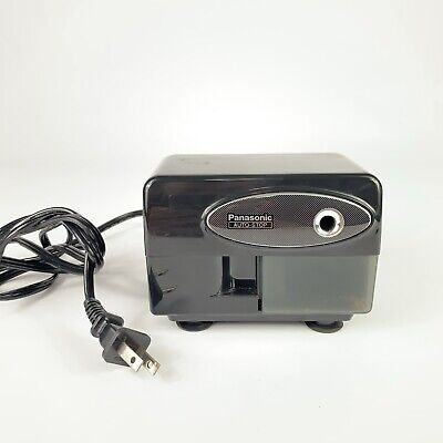Panasonic Kp-310 Auto-stop Electric Pencil Sharpener Works Great