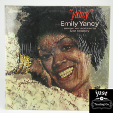 Emily Yancy - Yancy 1965 Original lp 56046 - Jazz - EX/EX ...