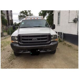 2004 FORD F350 Supe duty Power stroke  diesel dually