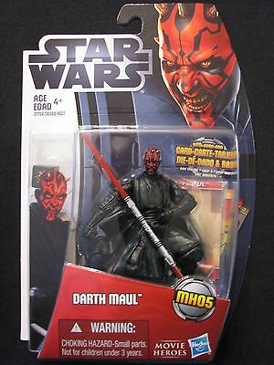 New Star Wars DARTH MAUL MH05 Movie Heroes