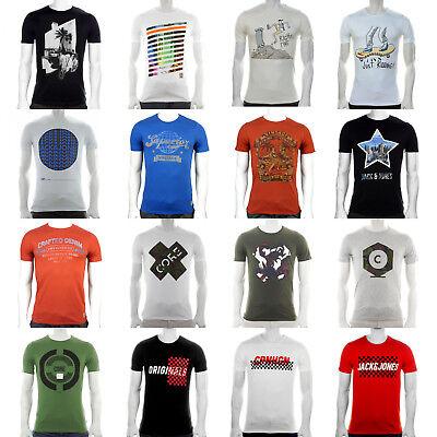 JACK & JONES T-Shirt Originals Core Vintage Baumwolle Jack and Jones Motiv Shirt ()