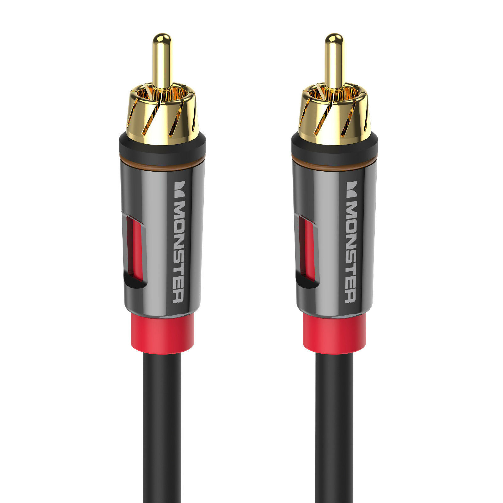 Monster 6-FT 1.82M COAXIAL AUDIO CABLE FOR SUBWOOFER / SPDIF