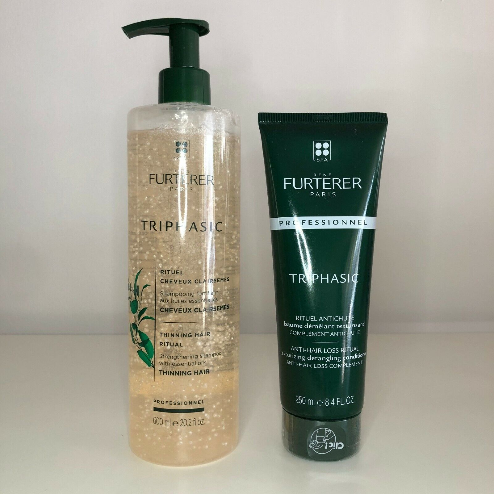 rene furterer triphasic thinning hair ritual strengthening