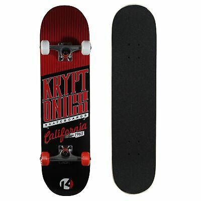 "Kryptonics Star Series Complete Skateboard (31"" x 8"") - 31 Medieval-Times 31"