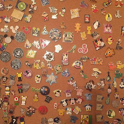 Lot of 50 Disney Trading Pins  FREE LANYARD US SELLER! U PICK BOY OR GIRL