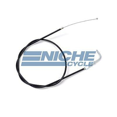 Mikuni Type 36/38mm Throttle Cable With Elbow  Cable