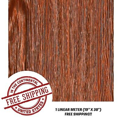 Hydrographic Film Water Transfer Hydro Dipping Dip Film Cherry Wood Grain A 1m