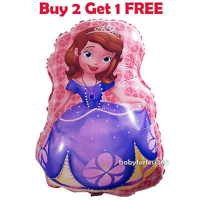 Disney SOFIA The First Princess Kids Birthday Party Decorations 23
